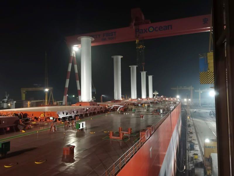 Sea Zhoushan
