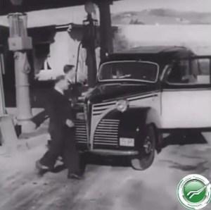 Электромобили были раньше бензиновых, как и идея экспресс замены их аккумулятора тоже не что-то новое