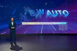 "Мехатроника Volkswagen. Герберт Дисс представил программу ""NEW AUTO"", описывающую стратегию Группы до 2030 года"