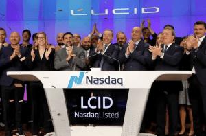 Lucid Motors вышла на Nasdaq, и заявляет о расширении производственных мощностей