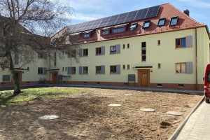 Солнечное строительство – реновация по-немецки