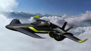 MANTA ANN2 - личная аэромобильность будущего