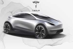 Tesla Model 2 за 25000 $ может быть полностью беспилотным автомобилем, и даже без руля