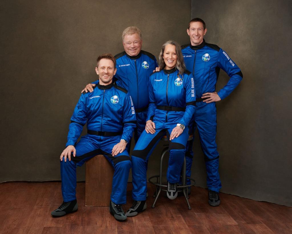 экипаж Blue Origin Mission NS-18