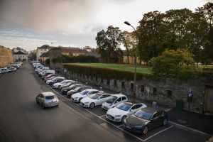 Продажи новых автомобилей с ДВС в Норвегии уходят в историю