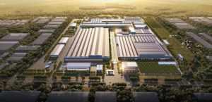 Li Auto 2nd plant