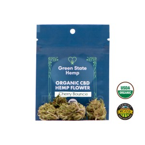 organic cherry bounce flower