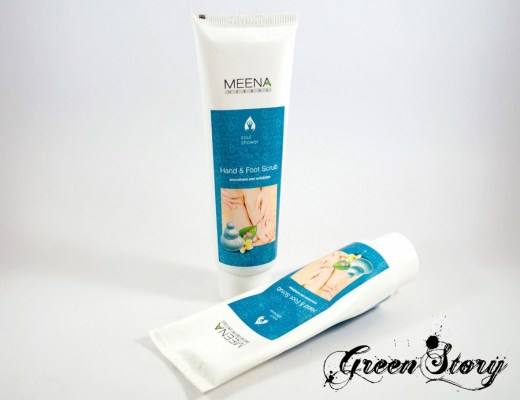 Meena Herbal Hand&Foot Scrub