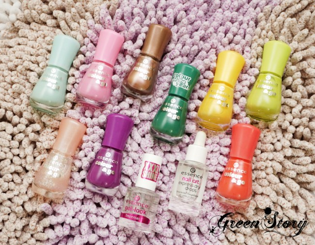 Essence Cosmetics Nailpolish