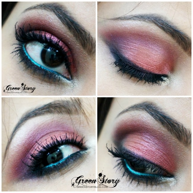 Fall Makeup with Urban Decay Vice 3