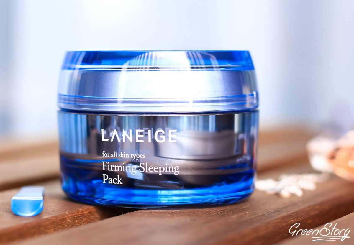 Laneige Firming Sleeping Pack | Best Sleeping Mask I've Used So Far