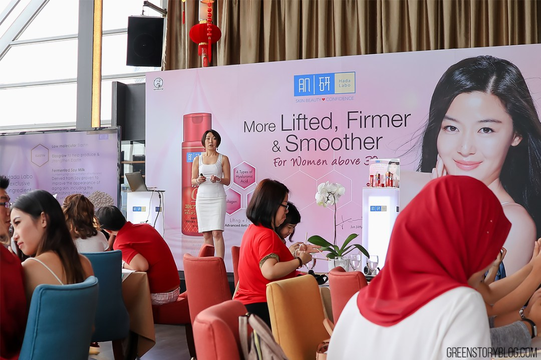 New Hada Labo Lifting & Firming Skincare Range