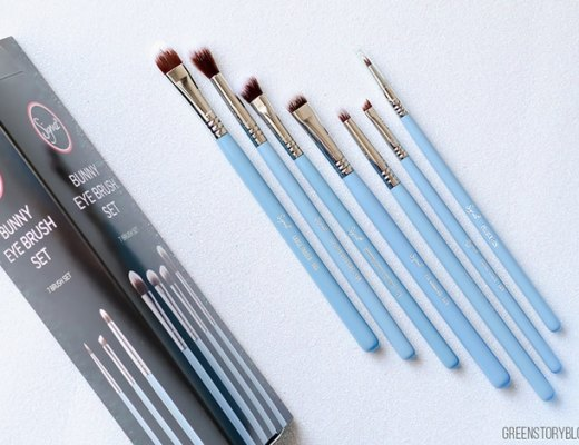 Sigma BUNNY Eye Brush Set