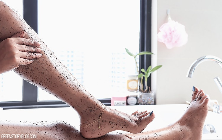 Benefits of Coffee Scrub | Body Breakfast