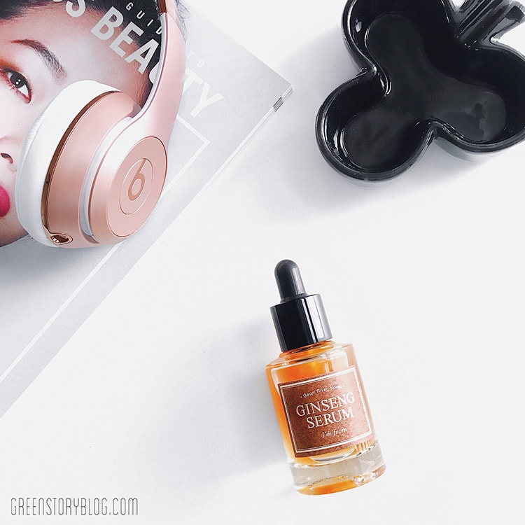IM FROM Ginseng Serum | Do you need Ginseng in your skincare for a healthy skin?