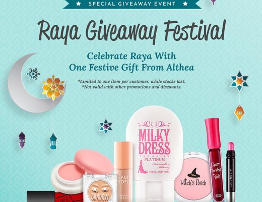 Althea Raya promotion