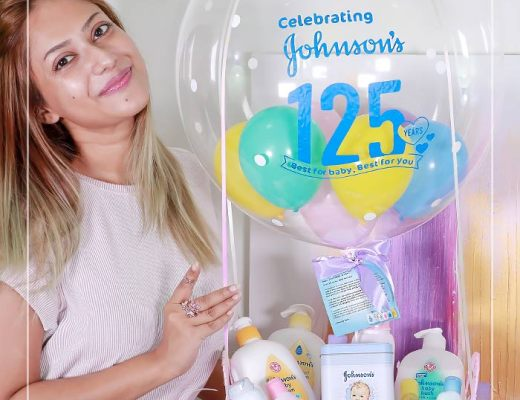 Johnson's, GreenStory is charmed to take a part of Johnsons 125 years celebration, Johnsons skincare, Johnson's Best for Baby Best for You, Johnsons