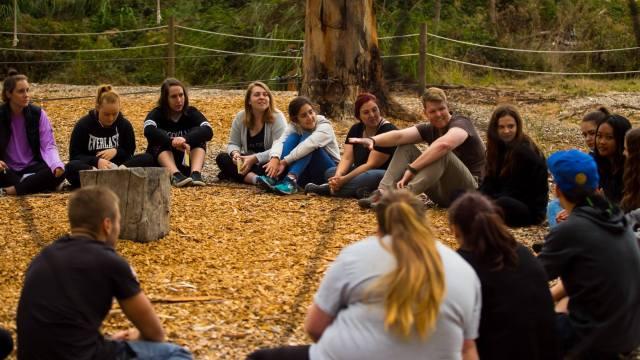 Senior Program - school holiday camp Australia
