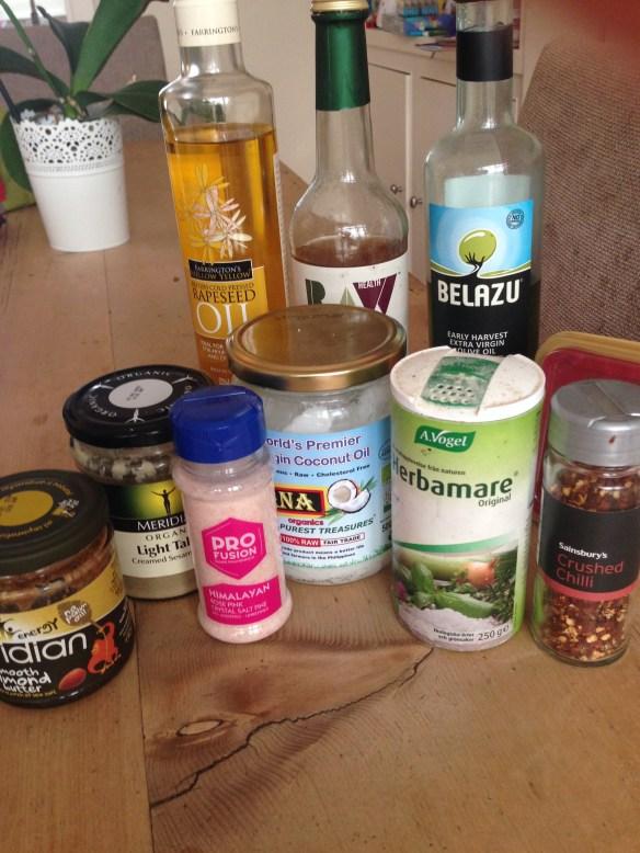 condiments 2