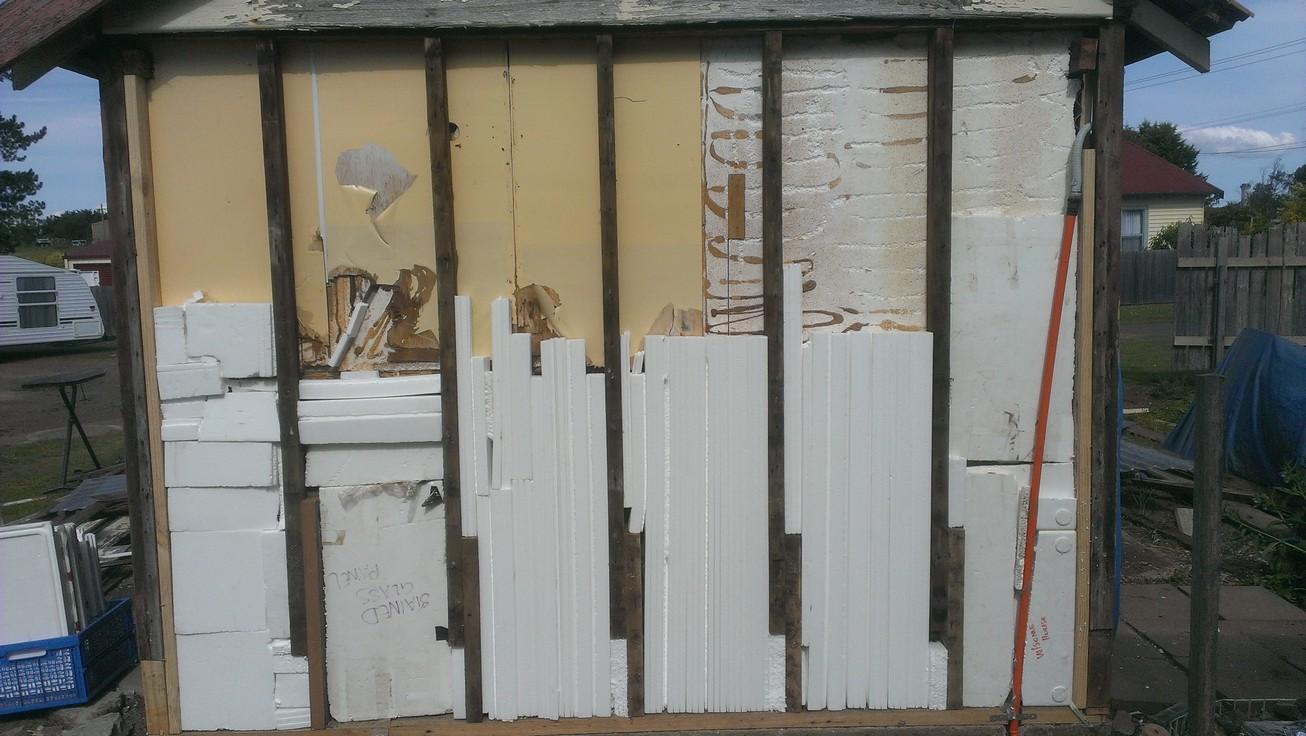 Weatherboards A Green Tasmanian Renovation