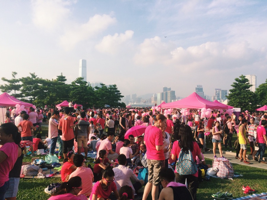 Another Pink Dot In Hong Kong And Change Is Coming: Slowly.