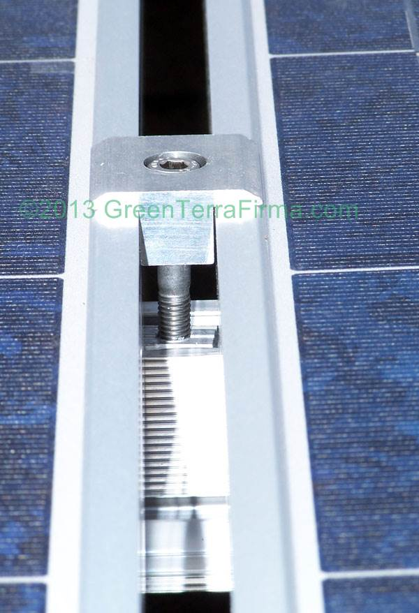 Ground Racks Solar Panels