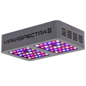 ViparSpectra Reflector 300W LED Grow Light Review 2019