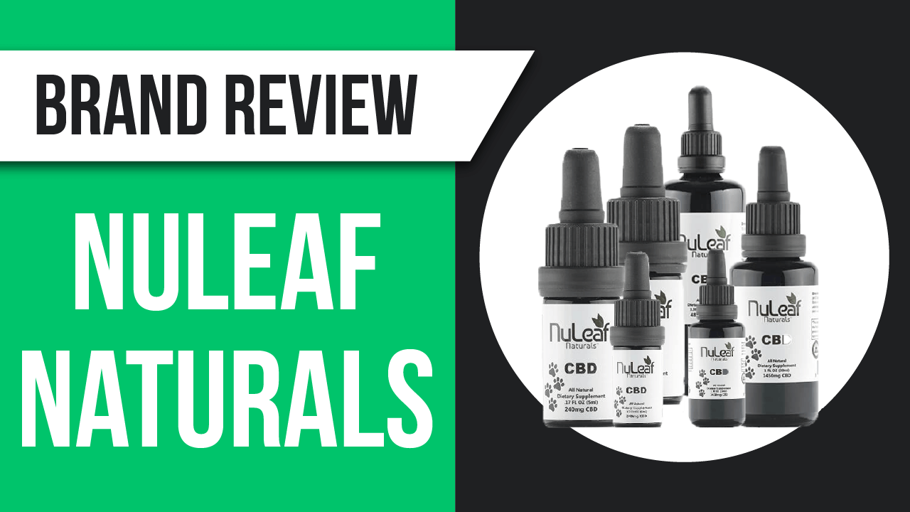 Nuleaf Naturals Review