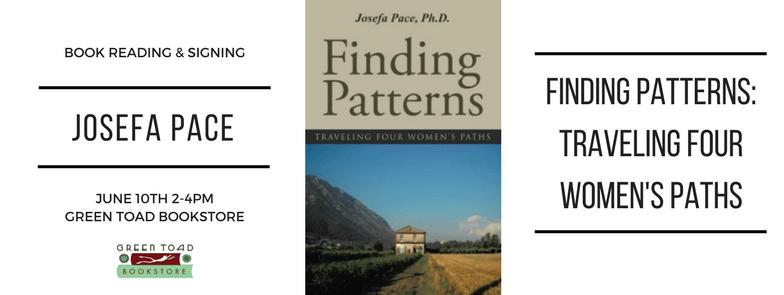 Josefa Pace: Finding Patterns
