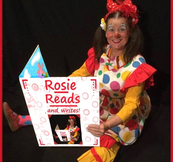 Rosie the Clown at the Green Toad
