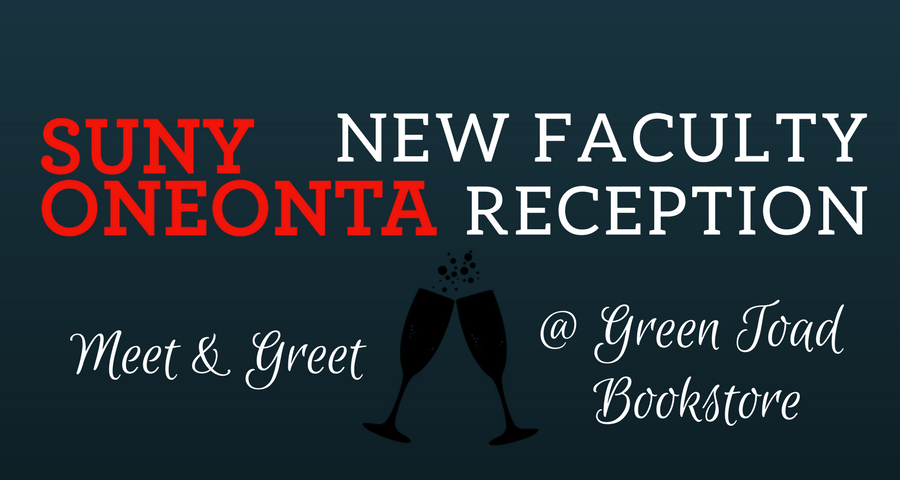 SUNY Oneonta New Faculty Reception