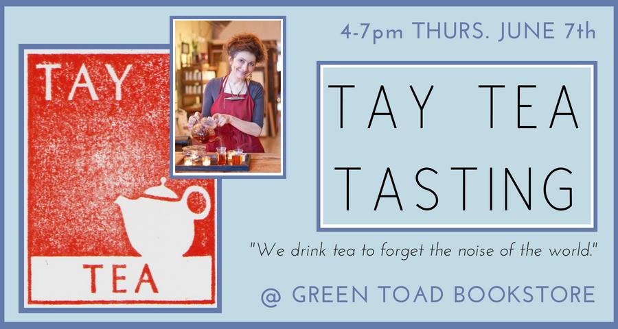 Tay Tea Tasting