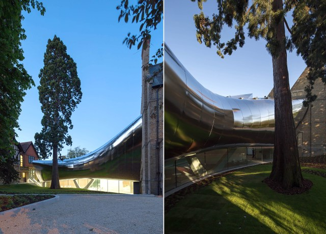 The Investcorp Building. (Fonte: Modlar).