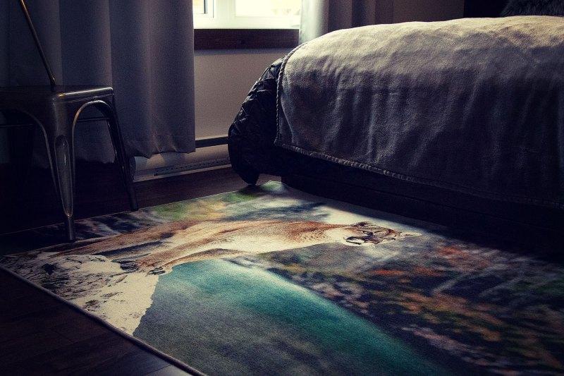 G8011 16 Cougar-Puma tapis carpet