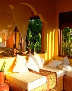 Sarinbuana vacation room.