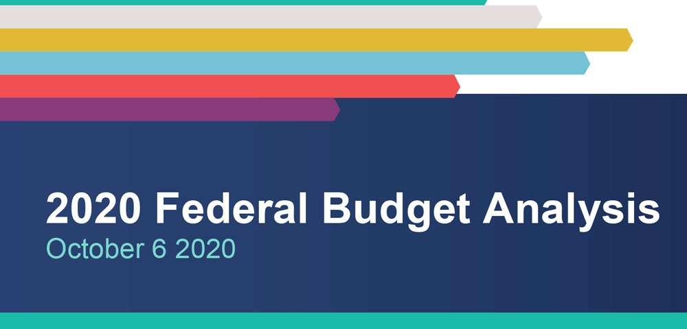 2020 Federal Budget Analysis