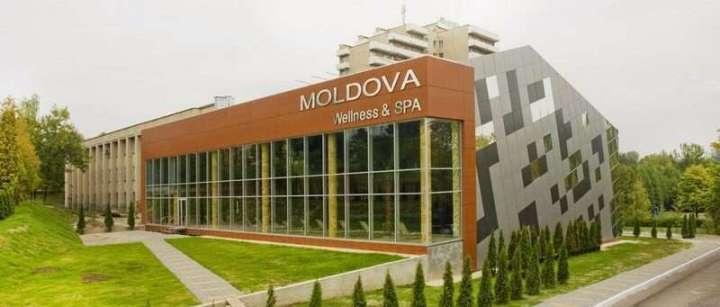 Санаторий Молдова Трускавец / Санаторій Молдова Трускавець