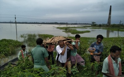 Mismanaged response to Assam floods: Natural Disaster in India