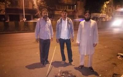 Citizens Farooque Dhala, Irfan Machiwala Rid Mumbai Area of Rats