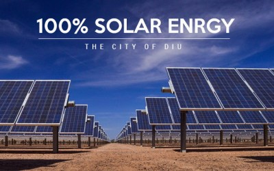 Welcome to Diu, India's first completely solar-powered city