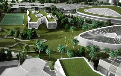 United Arab Emirates or UAE Goes Green; Sheikh Mohammed Backs It