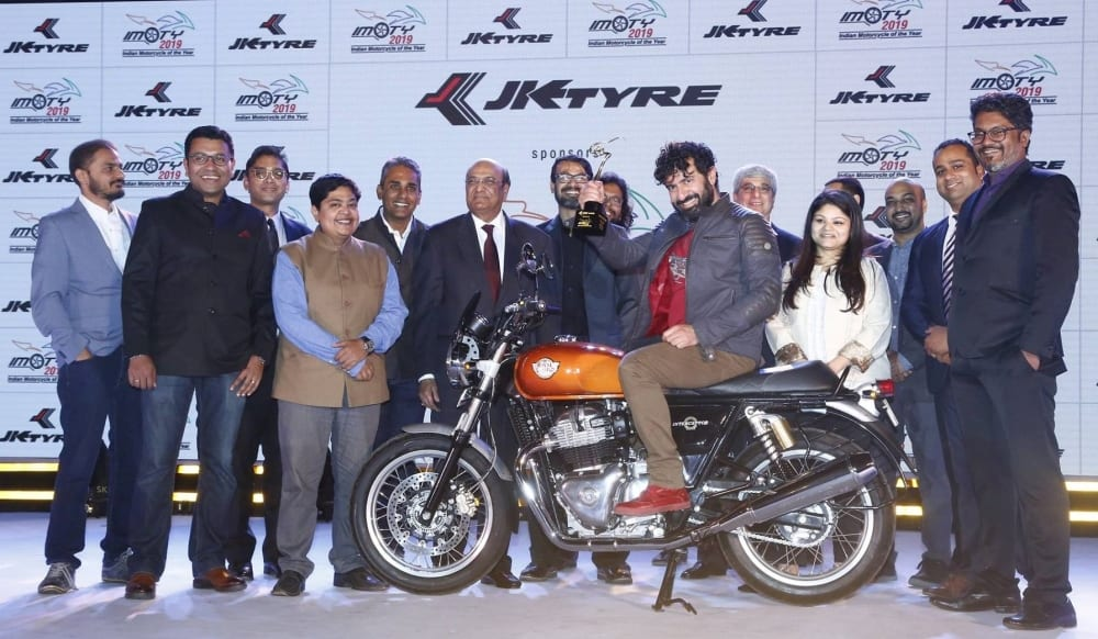 Royal Enfield CEO Siddhartha Lal to Greenubuntu: Serious On Emissions