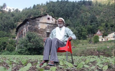 Tree Man of India Vishweshwar Dutt Saklani Passes Away in Uttarakhand