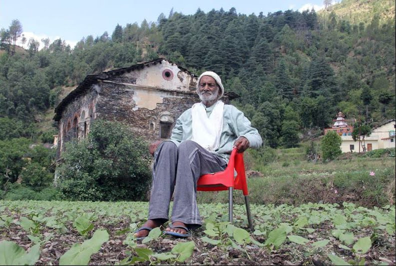 Tree Man of India Vishweshwar Dutt Saklani Passes Away in Uttarakhand