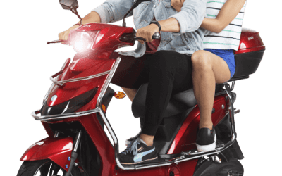 Avan Xero Plus Electric Scooter Launched for Price Rs. 47,000