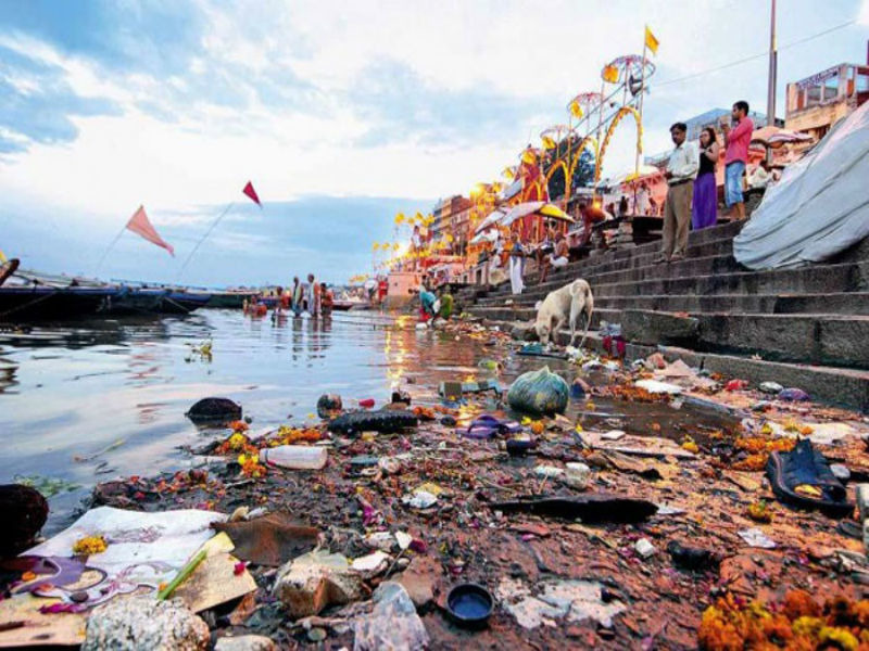 Clean Ganga Mission is a failure, says CAG