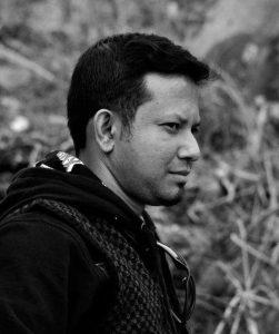 Wildlife photographer De Biswajit for greenubuntu