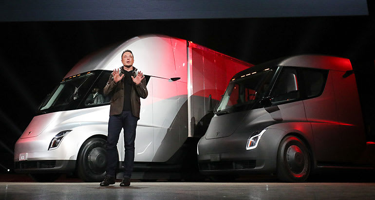 Tesla Semi Truck: A green, sustainable solution to Delhi Air Pollution?
