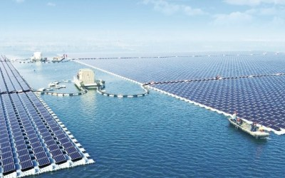 Big boom predicted in floating solar power plants: Green Energy