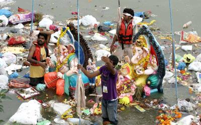 6 Ways to Celebrate Green Ganesh Chaturthi and Cut Environmental Impact